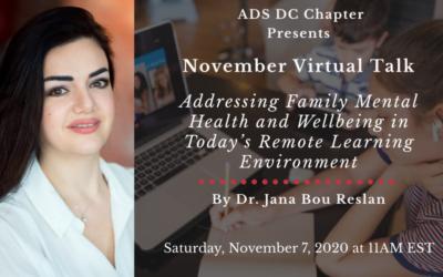 November Virtual Talk
