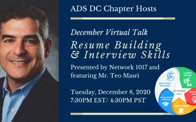 December Virtual Talk